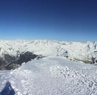 Les Alpes nous ont manqué !