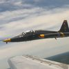 "Northrop T-38C ""Talon"" - 14th Flying Training Wing (14FTW) - 49th Fighter Training Squadron (49FTS) - Heritage sheme"