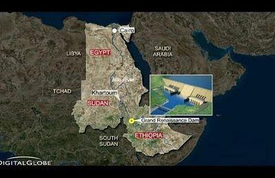 Sigue la preocupación en Egipto por la presa que lleva construyendo Etiopía sobre el Nilo..
