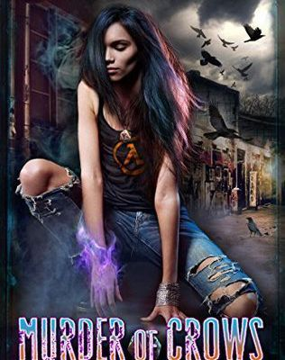 Read Murder of Crows (The Twenty-Sided Sorceress, #2) by Annie Bellet Book Online or Download PDF