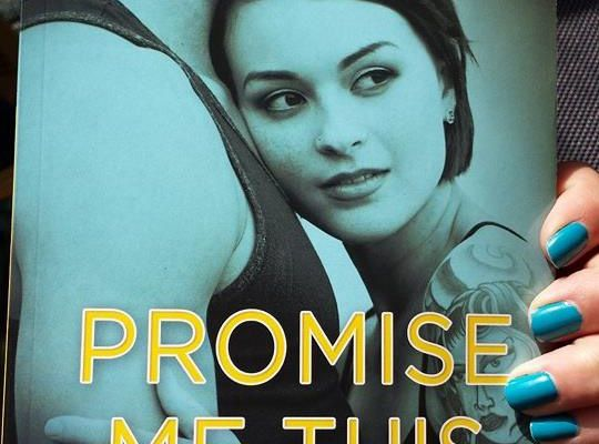 Between Breaths, Tome 4 : promise me this