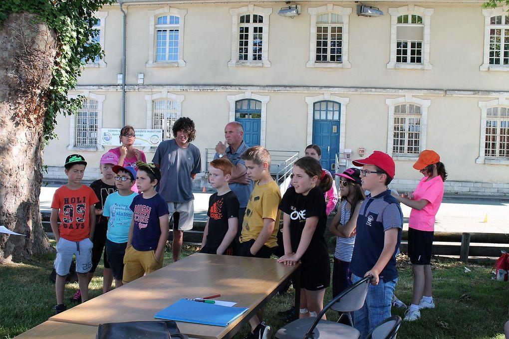 2017.06.10 Finale régionale PAJ 2016-2017 à Saintes