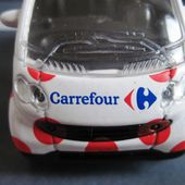 MERCEDES SMART FORTWO CHIRURGIE CARDIAQUE BLOUSES ROSES MAILLOT LA VIE - car-collector.net