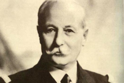 Edouard Gamas, militaire d'exception, héros de la Résistance et franc-maçon de la Grande Loge de France.