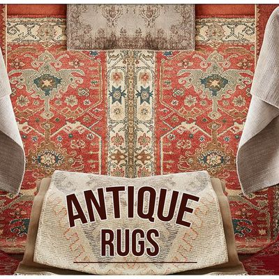 Antique Rugs Things To Consider