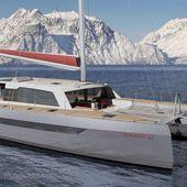 Garcia Explocat 52, an aluminium exploration catamaran, to go to the end of the world - Yachting Art Magazine
