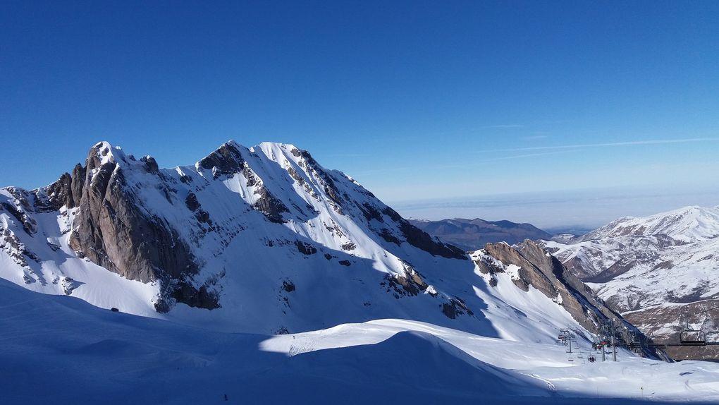 30 janvier : premier jour de ski. bis