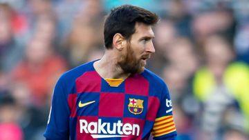 Lionel Messi : la suite de sa carrière en Catalogne est incertaine