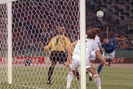 Coupe du Monde 1990 en Italie, Groupe 1: Italie - Tchécoslovaquie