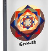 Growth Text Portable Battery Charger for Sale by Michael Bellon