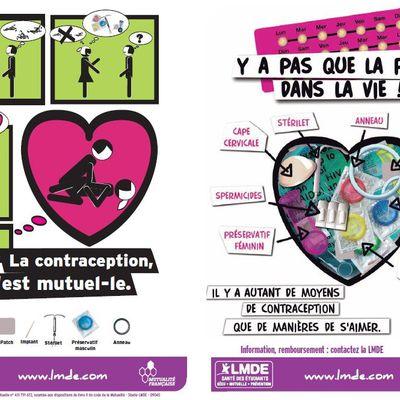 Guide sur la contraception