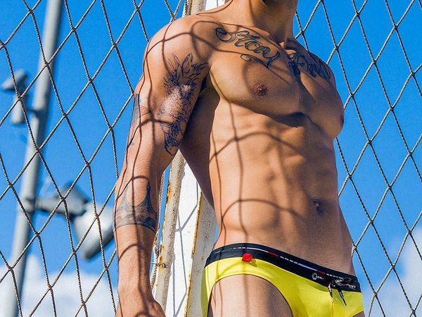Sami H. by Adrián C. Martín - BWET Swimwear ..more and more ..