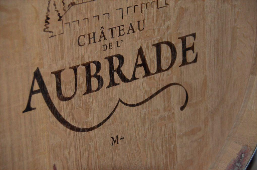 Château de l'Aubrade à Rimons : Gironde, une porte ouverte vers le Nouveau Monde