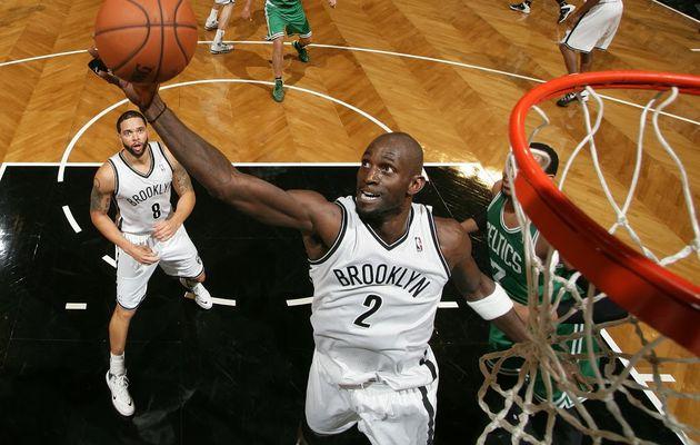 Les Celtics s'inclinent au Barclays Center