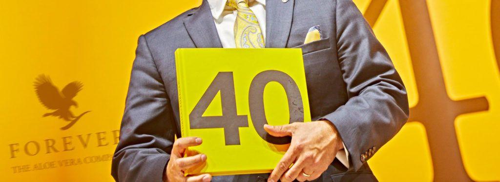 UNE INCROYABLE HISTOIRE DE SUCCÈS DEPUIS 40 ANS!