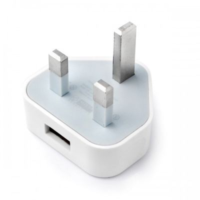 5V 1000MA USB charger for iphone 4S with UK