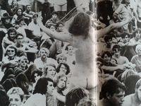 """Jane Birkin et Serge Gainsbourg - Woodstock - De Gaulle - Concorde... Les aléas du """"progrès"""", 1 an après mai 1968..."""