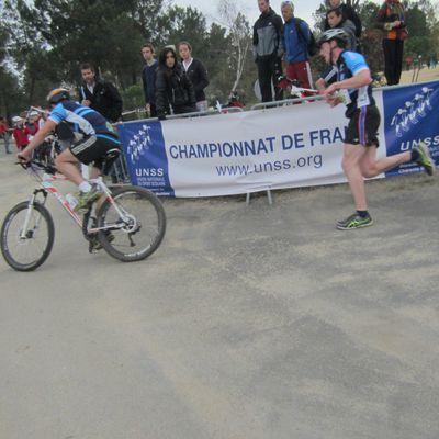 Championnat d'Académie de Run and Bike 2016