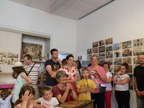 Exposition de Gigny : inaugurée et ouverte !
