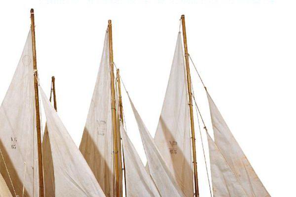 Les voiliers à la porte de Guérande
