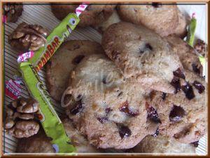 Cookies noix carambars