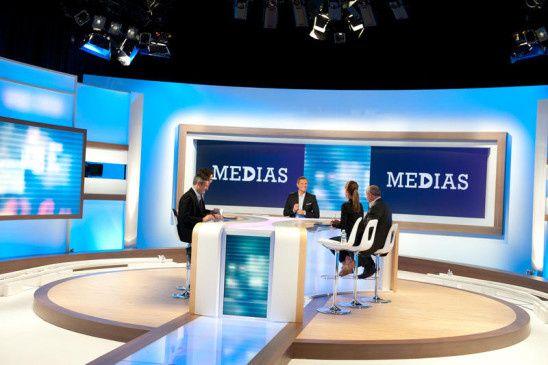 Nouvelle formule pour « Médias le mag » à la rentrée sur France 5