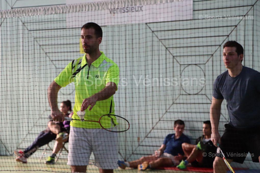 Ode aux tournois en double pour les bénévoles  Badminton Vénissieux Sud-ESt