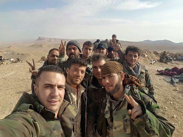 SYRIE : PALMYRE HUMILIÉE, PALMYRE MARTYRISÉE, MAIS… PALMYRE LIBÉRÉE !
