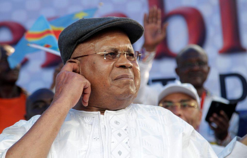 Imágenes del histórico líder opositor de la República Democrática del Congo, Etienne Tshisekedi, fallecido en Bruselas a los 84 años.- El Muni.