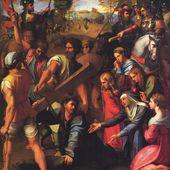 Raphael - Christ sur le chemin de croix. - LANKAART