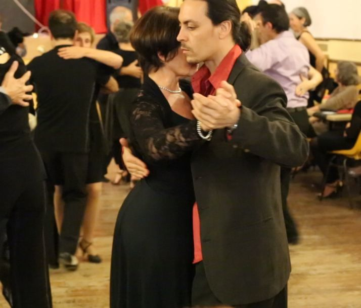 Soirée avec la présence du Maestro Hernàn Villegas.