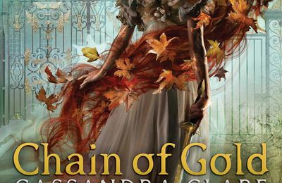 (PDF) (Download) Chain of Gold (The Last Hours, #1) | Author Cassandra Clare