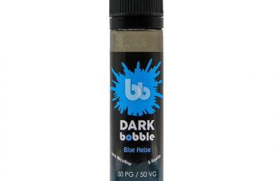 Test - Eliquide - Blue Heise gamme Dark de chez Bobble Liquide