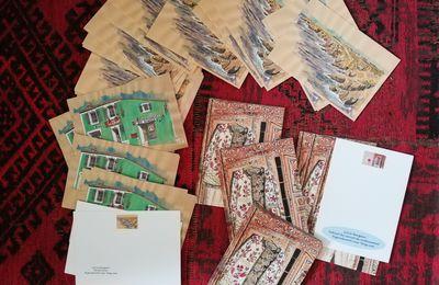 Nouvelles cartes postales...