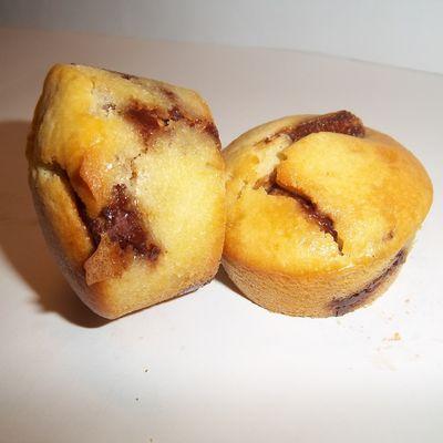 Muffin au chocolat Kinter maxi.