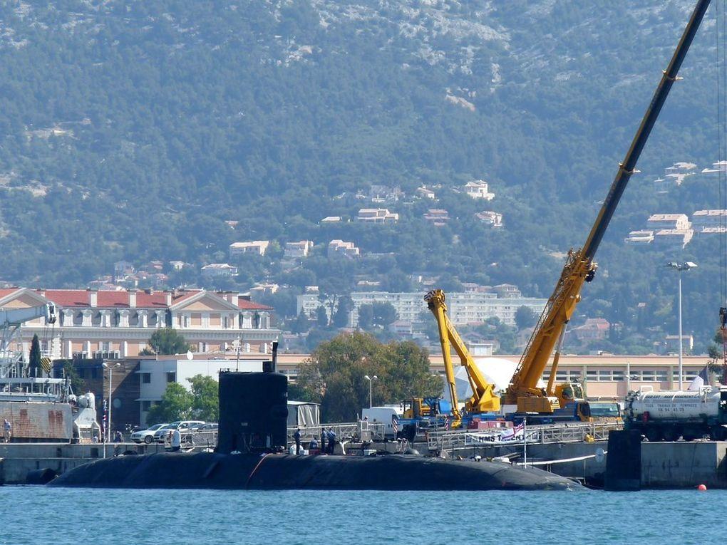 TALENT , sous marin de la marine anglaise