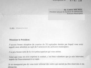 Le Député André SCHNEIDER
