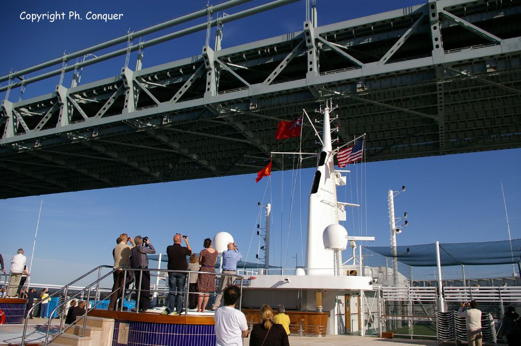 ''QM2'' - Transatlantique du 30 avril au 6 mai 2007
