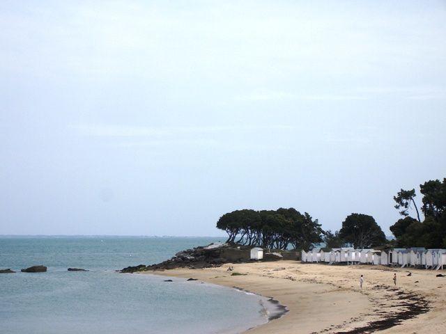 Langue de sable venue de la mer pour nous charmer ! Mai 2009