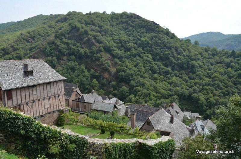 Balade dans Conques-en-Rouergue (12)