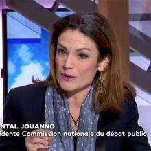 """Grand débat : Chantal Jouanno flingue une """"opération de communication"""" du gouvernement. ParLouis Nadau"""
