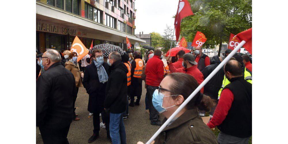 Strasbourg : grève «historique» à Ophéa