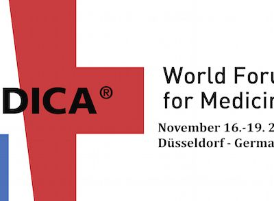K-Plan will be at the Medica exhibition!