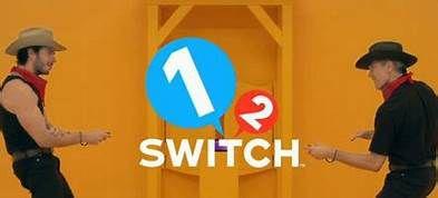 1 2 switch viva la Nintendo Switch