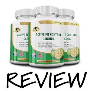 Active Fit Control Garcinia - Is it effective for weight loss?
