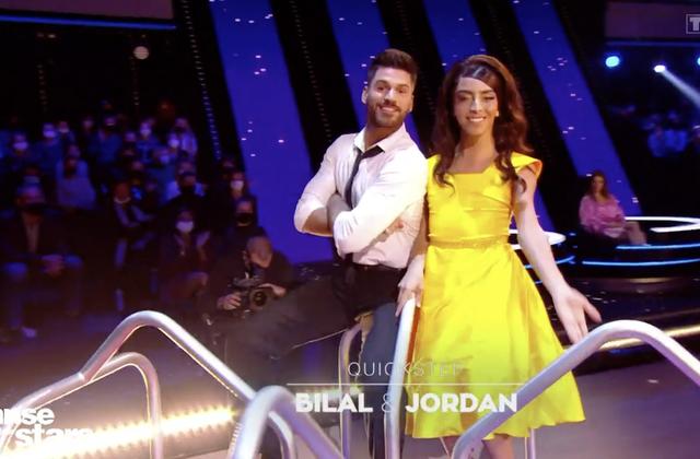 Revoir le quickstep de Bilal Hassani et Jordan Mouillerac sur la musique de La La Land (Vidéo DALS).