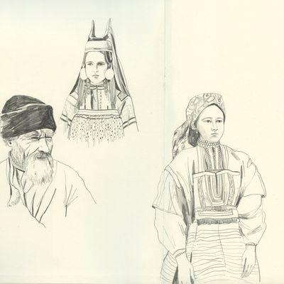 Recherches autour des contes russes avec Muriel Bloch