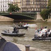 La Flottille de la Liberté empêchée d'accoster à Paris : une honte pour la France et pour Paris