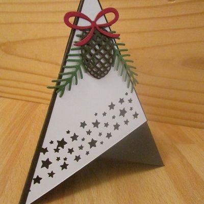 Cartes pyramides