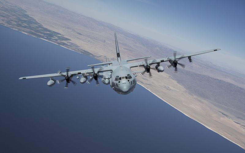 Les Etats-Unis autorisent la vente de 3 C-130J et 3 KC-130J à l'Allemagne